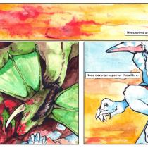 Prologue : Planche trois