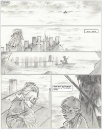 Chapter trois : L'Histoire de Jamet : Planche 1